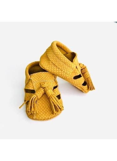 Moots Moots Hardal Sarısı Rocco Ayakkabı Sarı